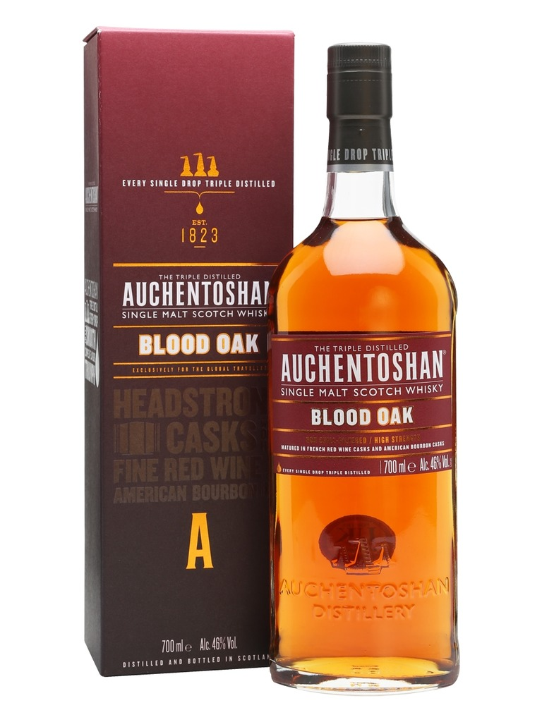 Auchentoshan Blood Oak - 46%