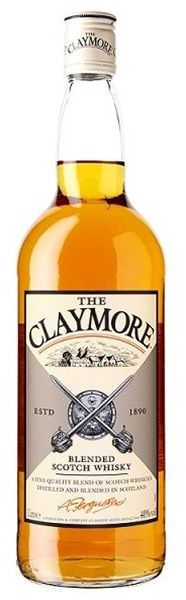 Claymore Blended Scotch Whisky 40%